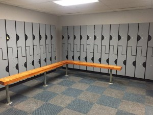 plam lockers